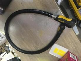 Heavy Duty motorcycle lock