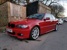 Bmw 3 series e46 coupe diesel *12 month MOT* (may px, type r, audi)