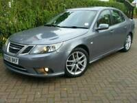 2008 SAAB 9-3 1.9 TID VECTOR SPORT*LEATHER*CHEAP TAX+INSURANCE*S/HISTORY*