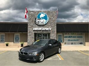 2014 BMW 3 Series LOOK CLEAN 320I XDRIVE! FINANCING AVAILABLE!