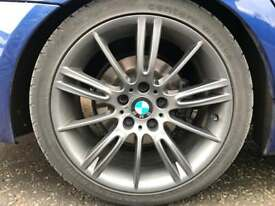 Genuine bmw mv3 alloy wheels
