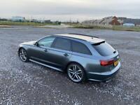 Audi A6 Avant Black Edition S-Tronic (High Spec & low mileage)