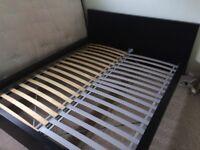 Kingsize bed frame