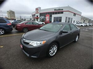 2014 Toyota Camry LE Upgrade Pkg (Moonroof/Backup Camera/Alloys)