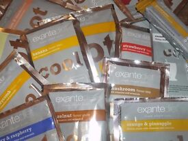 Exante diet ketosis 21 products mix shakes soups Weight loss Ketosis 21 - 7day supply