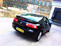 CHEAP RENAULT LAGUNA 2.0 DCi GT 175 £1495**A/C (ICE COLD)+SAT NAV+LEATHER**initiale line 1.5 bargain