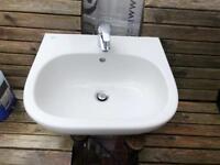 Ideal Standard pedestal basin