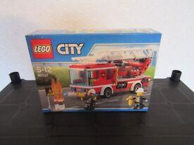 lego city fire engine 60107