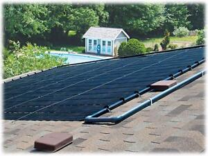 Solar Pool Heaters - Made in Ontario!