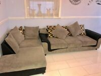 Corner & 3 seater Sofa for ONLY £250.00! QUICK SELL!!