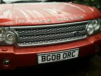 Supercharge 4.2 Range Rover