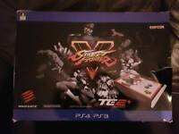 Mad catz street fighter arcade fightstick ps4 s3