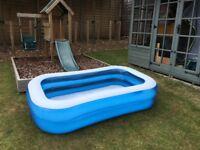 Large Paddling Pool