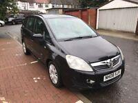 2008 Vauxhall Zafira 1.6 i 16v Life 5dr Manual 1.6L @07445775115