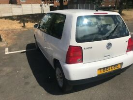 Volkswagen LUPO 1999 1.4L Petrol Automatic