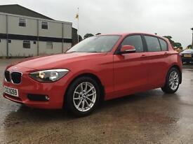 2012 BMW 1 SERIES 116i TURBO **43K MILES** LONG MOT IMMACULATE