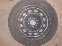 bmw 16inch steel wheels