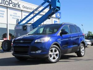 2015 Ford Escape SE FWD|B.up Camera| Heated Leather| Bluetooth|