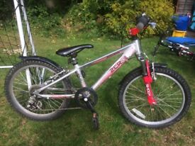 Children's Raleigh bike suitable for aged 6 plus