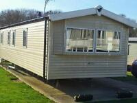 Mid-Week Break ~ Superior 3 Bedroom Caravan Child & Pet Friendly in Whitecliff Bay