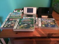 2 Nintendo DS for sale with accessories