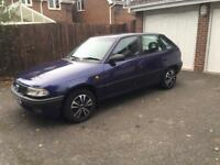 BARGAIN AUTOMATIC VAUXHALL ASTRA 1.6 GLS 5DR HATCH LONG MOT 95k 1996(N)