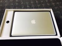 MacBook Pro 13'3inch 500GB HD 2.5 GHz Intel Core i5 Intel HD Graphics 4000 1536 MB in box for sale