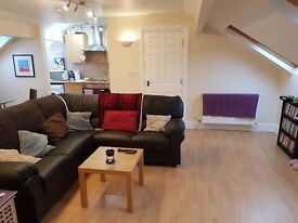 Superb 2 double bed penthouse central Headingley 1st of January