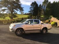 Toyota, HILUX, Pick Up, 2008, Manual, 2982 (cc)