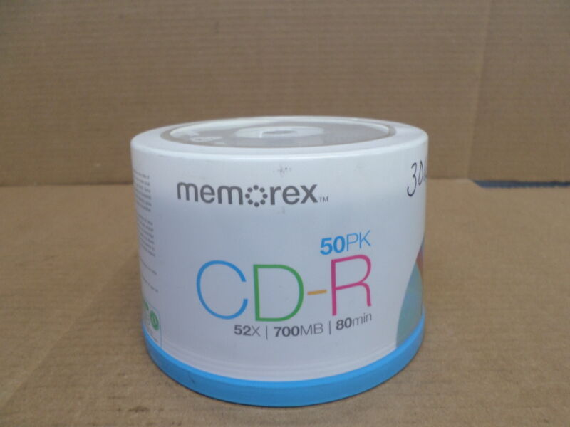 Memorex CD-R 04563 Recordable Discs
