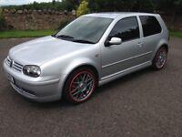 Volkswagen Golf Anniversary 1.8T **FSH Long MOT 230BHP Low Miles** MAY SWAP PX SWOP