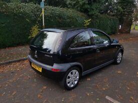 Vauxhall Corsa 1.2 SXI Black - Lovely Car.