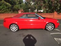 Audi A4 Cabriolet 18T