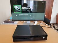 Microsoft Xbox One 500GB Console Fully Working with Controller