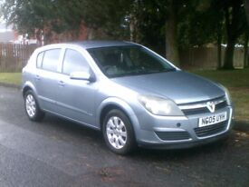 *IMMACULATE 2005 VAUXHALL ASTRA 1.7 CDTI*T/BELT REPLACED*MOTD NOV 2018**55+MPG**RENAULT,PEUGEOT,FORD