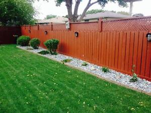 Landscaping , brick work ,  decks fences general house repair Sarnia Sarnia Area image 4