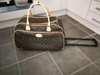 Louis Vuitton holdall/travel bag