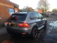 BMW X5 E70 3.00 Ltr diesel 7 seater