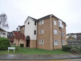 available two double bedroom flat with parking