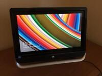 Touch Screen HP Pavilion 23 All-in-one Desktop PC