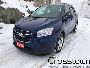 2015 Chevrolet Trax LOW MILEAGE/CLEAN CARPROOF/BLUETOOTH