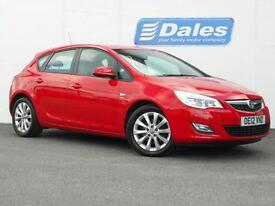 Vauxhall Astra 1.7 CDTi 16V ecoFLEX Active 5dr (red) 2012
