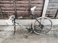 Vintage Peugeot Frame - bike project