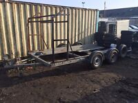 BRIAN JAMES CAR TRANSPORTER RECOVERY TRAILER