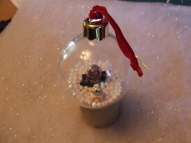 Handmade Star Wars Baubles