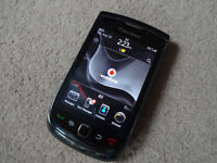 Blackberry Torch 9800 Mobile Phone - Unlocked - Smart Phone