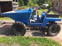 Dumper truck for sale