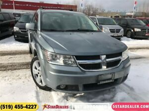 2010 Dodge Journey R/T | 7PASS | AWD | LEATHER | ROOF