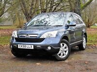 HONDA CRV 2.2i CDTi ES + FULL SERVICE HISTORY + 9 STAMPS IN THE BOOK