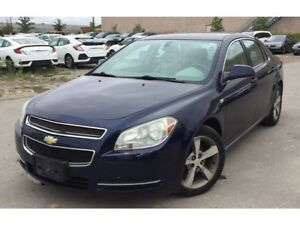 2008 Chevrolet Malibu LT, with HEATED SEATS!